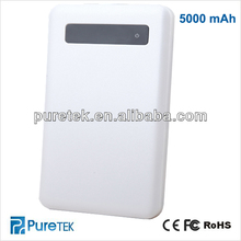 5000mah Smart Power Bank External Battery Pack Travel Charger Powerbank