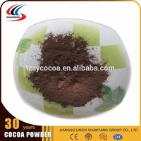 Fat natural PH6.8-7.5alkalized cocoa powder uses suppliers