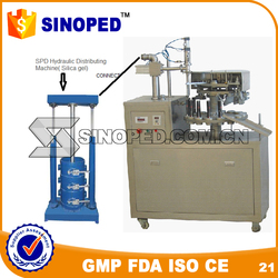 silicone sealant filling and sealing machine