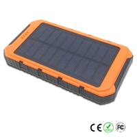 2016 10000mah solar charging car starter powerbank