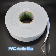 Electrostatic cling PVC static film for window glass