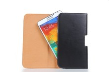 Mobile Phone Leather Belt Clip Holster Pouch Case for Samsung Galaxy note 3