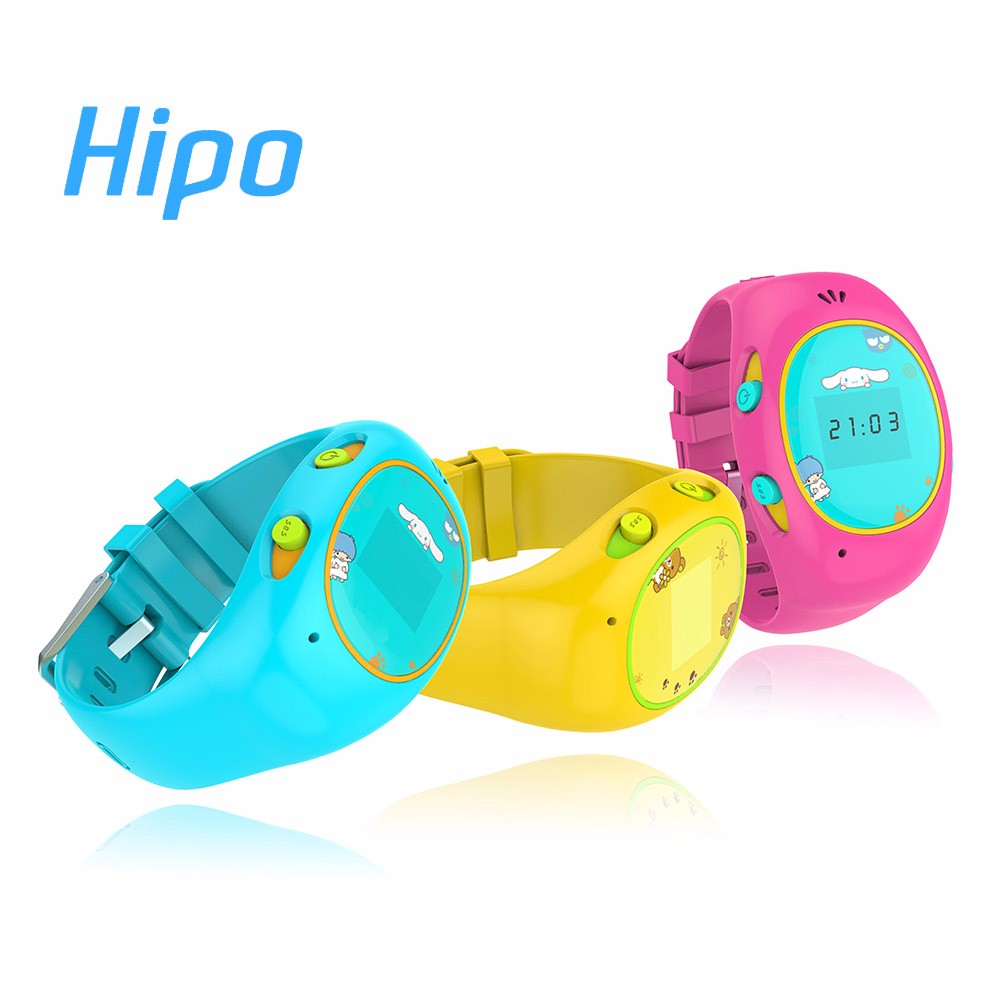 Wholesale Smartwatch <strong>A1</strong> SOS Anti-lost Kids Children BT Android GPS Sim Card Phone Smart Watch