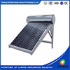 Stainless Steel 201 material Economic Professional Fashionable Clean Free Energy Non Pressure Solar Water Heater System