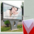 Advertising Board pc hollow diffuse polycarbonate sheet