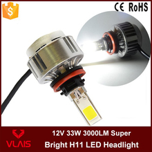Superior Quality High lumens led headlight for car H11.H4,H7,H8