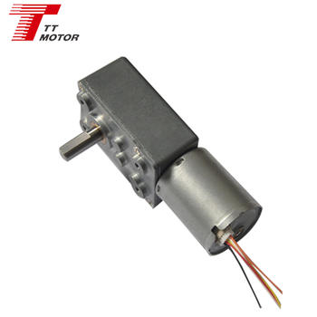TWG3246-TEC2430 12v dc electric brushless geared motor used in blender