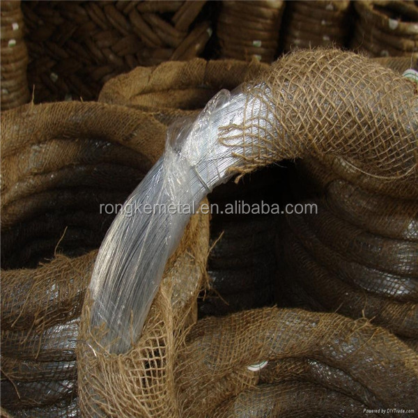 Galvanized Iron Hanger Wire Buyer (Factory)