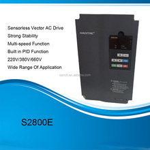 S2800E General Type Energy Saving AC Motor Speed Controller /Frequency Inverter For Paper Machinery