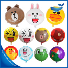 18inch cartoon foil balloon