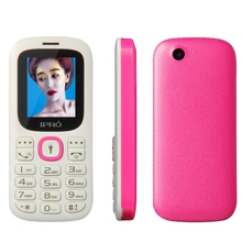 top 10 seller IPRO I3185 1.77 inch 2g feature phone Unlocked Mobiles 800 mAh MP3 MP4 torch in stock