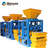 uganda cement brick making plant qt4-24 dongyue machinery group