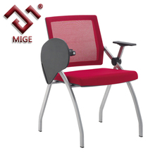 Modern and Simple Style Student Chair with Tablet Arm