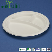 Biodegradable disposable tableware