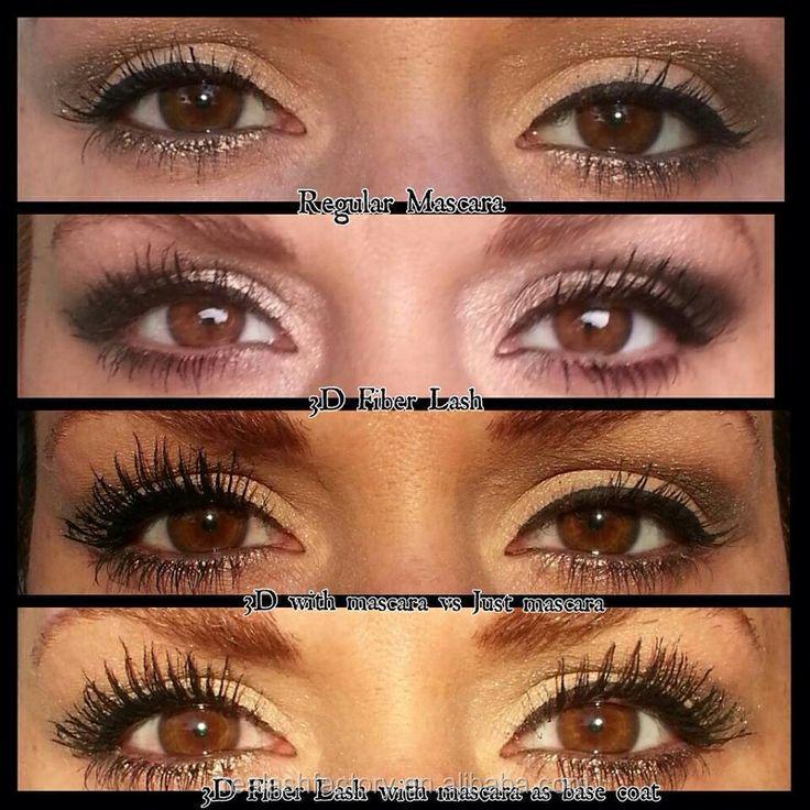 Bold Eyelash Real Plus 3d Fiber Lash Mascara/3d Mascara/hair ...