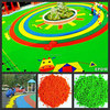 Playground Flooring And Kids Play Area Used EPDM Rubber Granular FN-E16030127