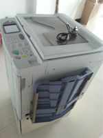 used riso photocopier machine in good condition with 90% new