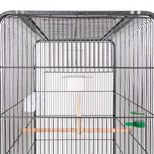 powder coated wire mesh large outdoor bird cage