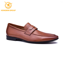 2017 fashion new style man shoes wholesale leather low cut loafer genuine leather shoe for men