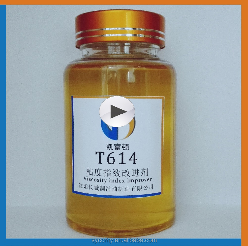 Manufacturer supply T614 viscosity index improver lube oil additive