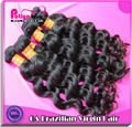 Top quality 5a Natural Wave virgin brazilian hair extensions headband