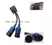 405048 Nexiq Y Adapter DB15 to Deutsch Adapter for 125032 USB Link Diesel