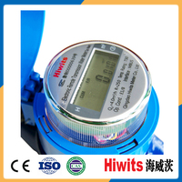 AWWA Standards Smart Digital Remote Reading Water Meter for US Market