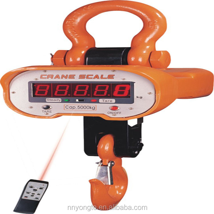 Best Seller Electric Hanging weight scale 500 kg