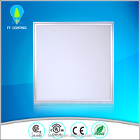 5 Years Warranty High Brightness Ultra Flat 60x60 CM Square Dimmable 2x2 led drop Ceiling Light Panels