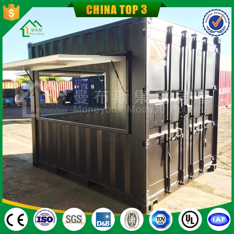 Portable Container kiosk / outdoor kiosk portable