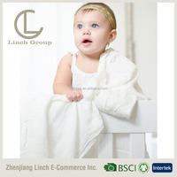 LC B-268 wholesale baby gauze bamboo cotton baby bath towels muslin