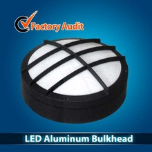 16W Aluminum LED Bulkhead Light IP66 sensor function