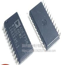 high precision 3 phase electric energy measurement ADE7758 IC--XTDZ2 New IC ADE7758ARWZ