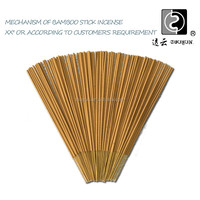 Hot Golden Colour Aromatic Indian Incense Sticks in bulk