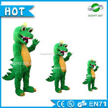 High Quality Mascot Costume Plush Dinosaurs Character Cosplay