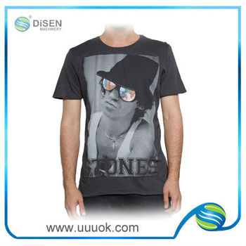 Large quantity screen printing t shirt