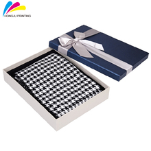 fashion design cheap offset printing t-shirt packaging paper box
