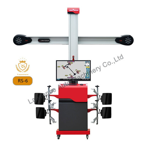 Lawrence RS-6 manual wheel alignment equipment factory wholesale