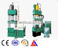 Power-operated Hydraulic Press/woodworking Machine/hot Press,four column hydraulic press ,hydraulic press machine