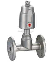 quality and consumers first pressure release flow control angle seat valve