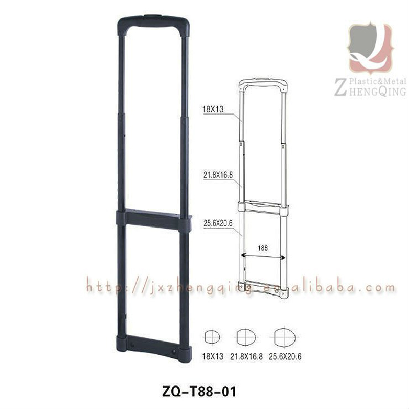 Zhejiang Jiaxing Suitcase Parts Expandable Luggage Handles