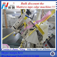 Fully automatic mattress tape edge machine