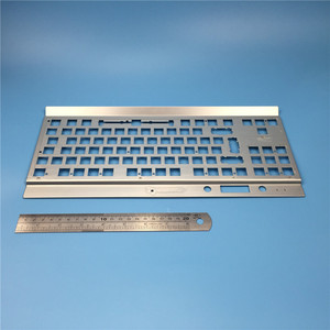 Custom sheet metal fabrication stainless steel metal stamping computer part