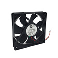 120mm rack fan dc 12V 24V 48V cooling fan