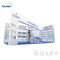 Detian Offer Trade show special exhibition booth design exhibit display booths