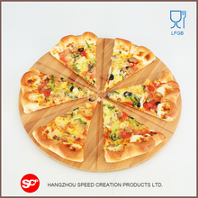 Factory sale various widely used bamboo pizza boats for sale