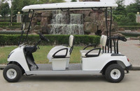 2 seats prices electric golf car for golf courses