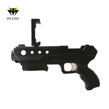 HelloAR Pro Plastic AR Gun Game Button Controller with 2 Apps