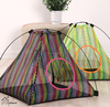 Multifunctional china pet bed tent fiberglass wholesale dog house