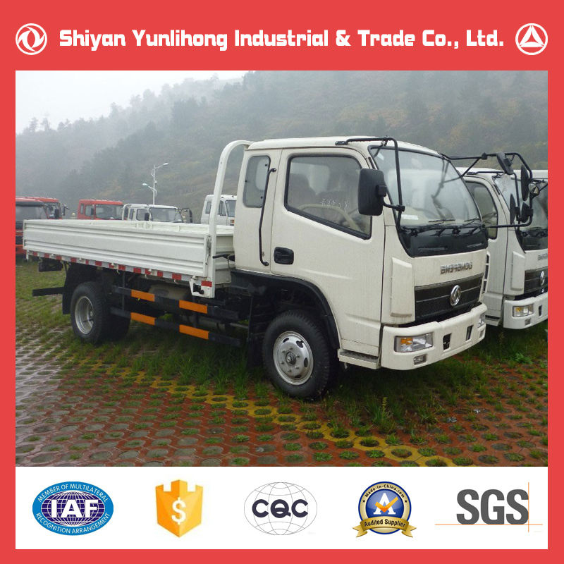 Dongfeng 4x2 3 Ton Lorry Truck Dimensions /Small Diesel Trucks For Sale